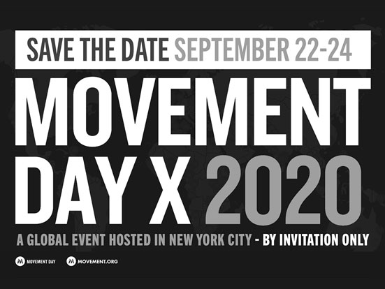 Movement Day X 2020